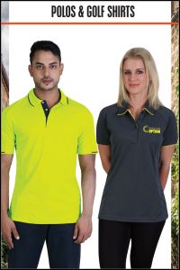 ProActive Clothing Golfers & Polos