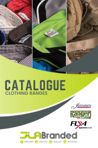 JLAB Mini Catalogue Covers Time Clothing